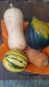 Nutrition Benefits of Fall Produce